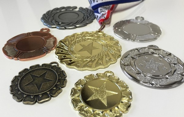 Group of our medals
