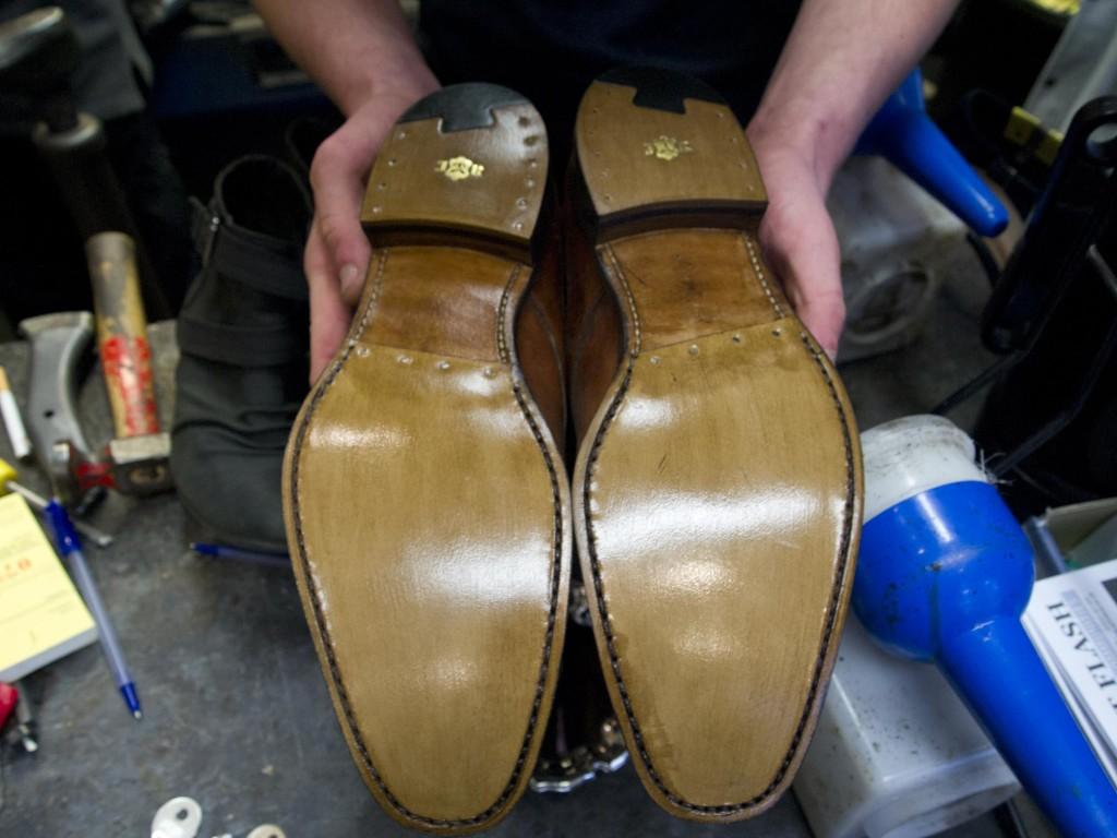 Commercial Shoe Repair Soles