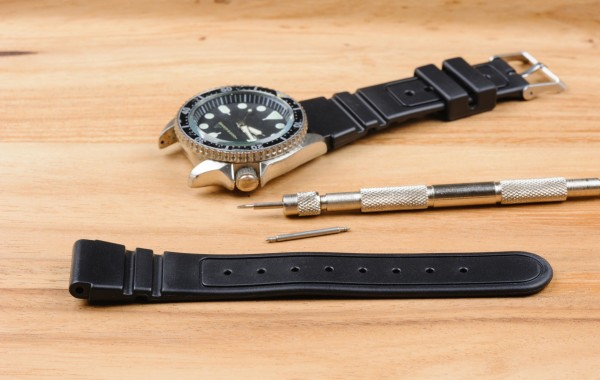 Replacement watch strap