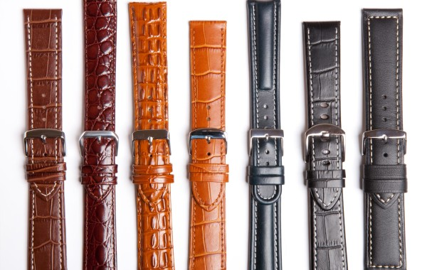 Selection of watch straps